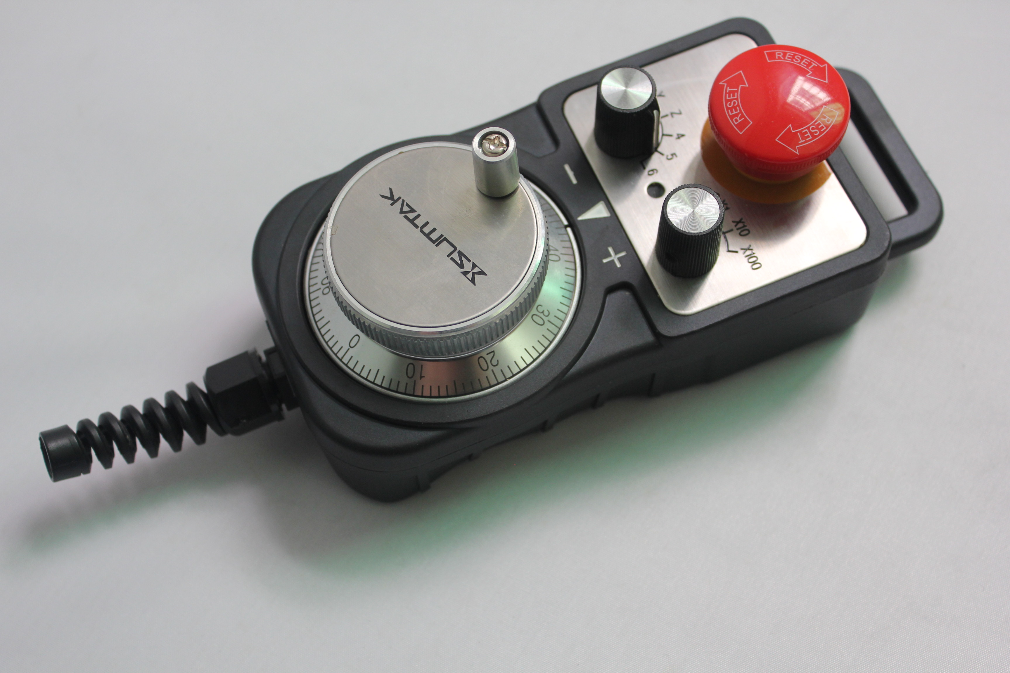 DAG数控机床加工中心精雕机通用型电子手轮脉冲发生器PT带急停功能