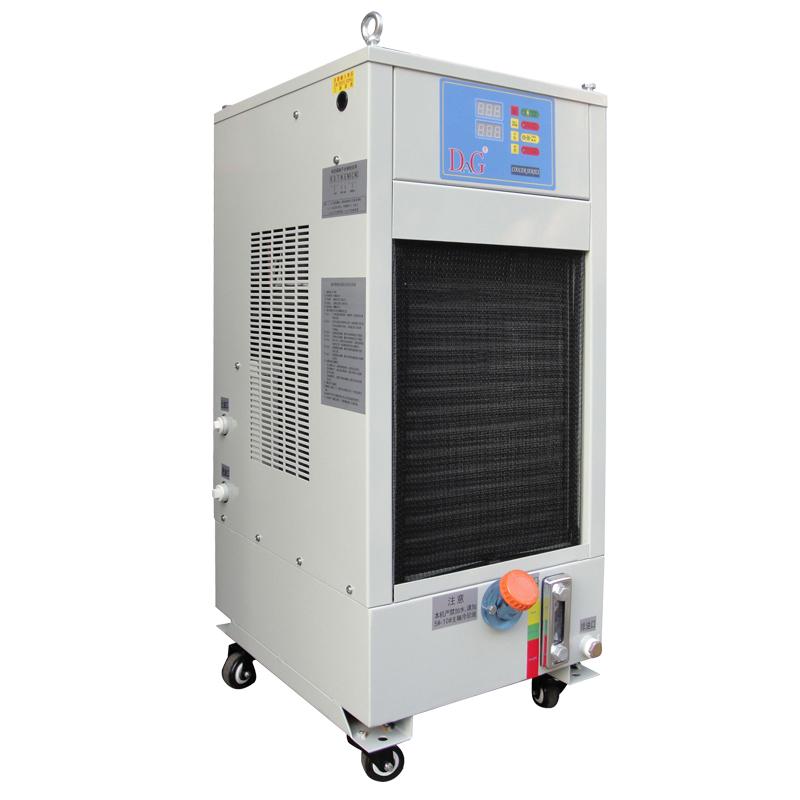 CNC加工中心主轴油冷机数控机床专用雕刻机哈伯三相380V带油箱DAG-250PTS