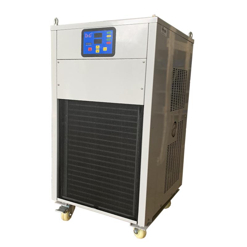CNC加工中心主轴油冷机数控机床专用雕刻机哈伯三相380V带油箱DAG-300PTS
