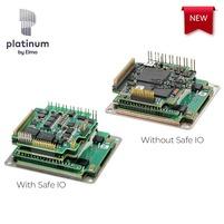 全新一代Platinum Bell伺服驱动器,适用步进电机 整合式功能安全性