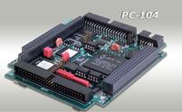 Delta Tau:PMAC2A PC / 104 插卡式多轴运动控制器