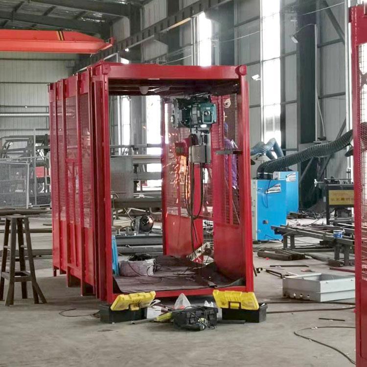 温州sc120施工升降机品牌排行榜前十名施工升降机安装步骤