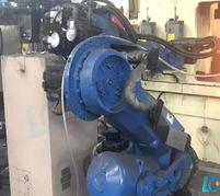 工业中机器人自动化的应用