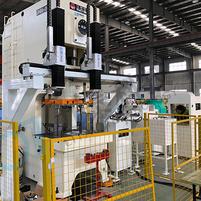 螺栓自动化生产线为锻造企业提高了生产效率