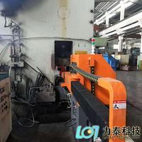 锻造自动化生产中怎能少了自动化喷石墨装置呢!