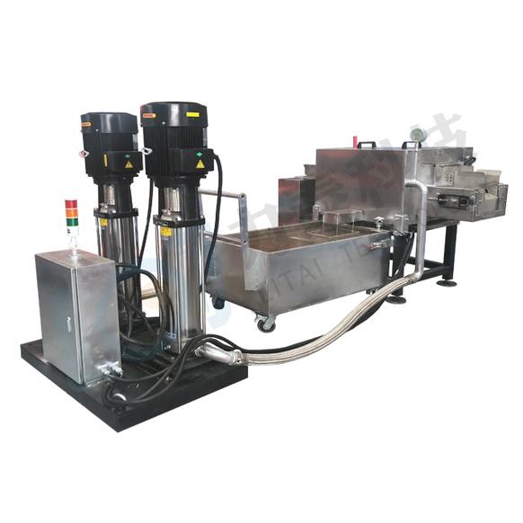 非标定制双泵除磷机