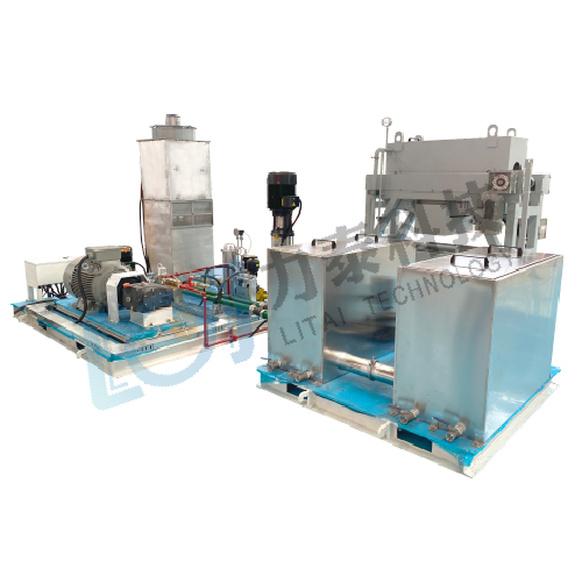 200KG超高压除磷机