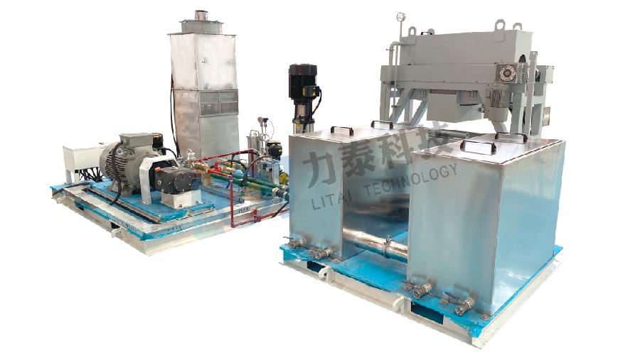 超高压除磷机900500