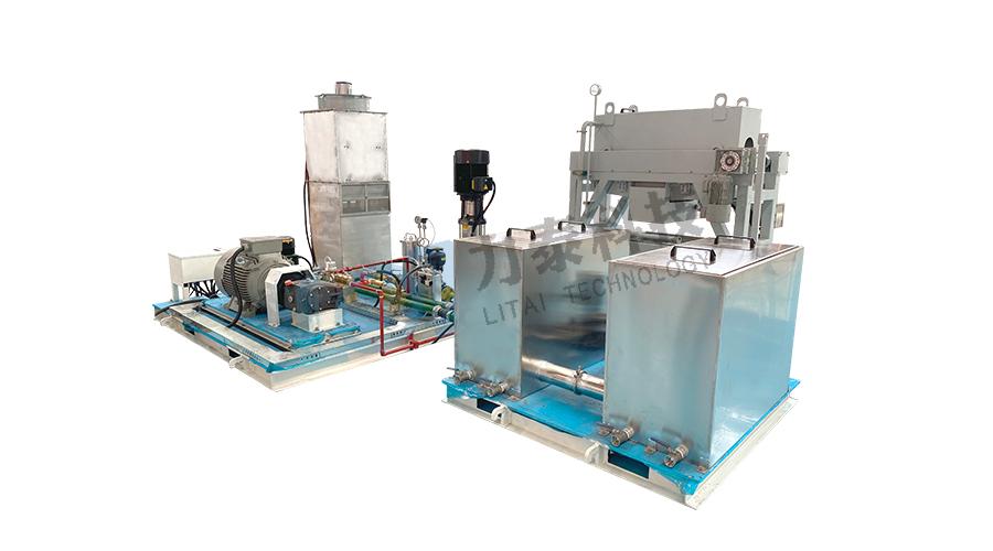 超高压氧化皮清洗机1