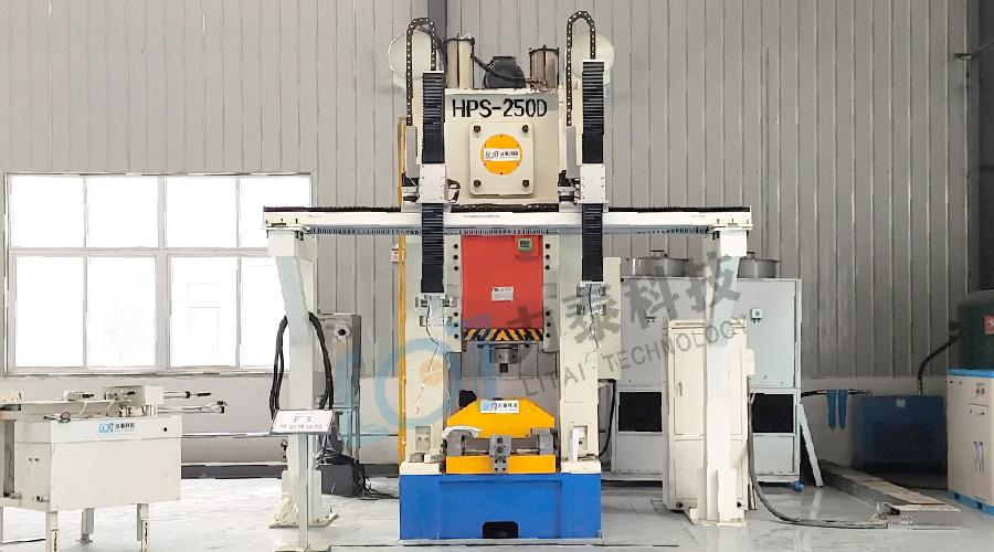 锻造自动化生产线3