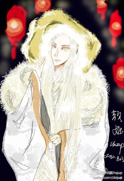 九尾妖狐--颜姬
