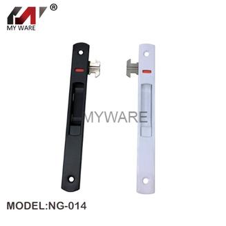 NG-014-aluminium Chrome window lock