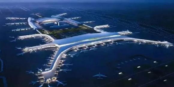 广州-白云机场(造价约3000万)