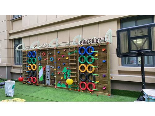 幼儿园工程案例
