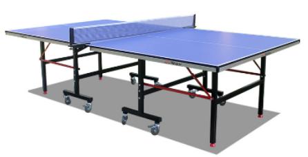 201V带轮折叠乒乓球台