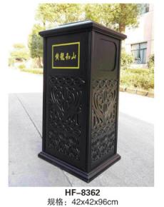 铝制垃圾桶