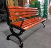 1.5米重铝脚+樟子松休闲椅(带扶手)