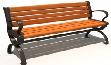 BH14605(黄花梨木1.2-1.5米休闲椅)