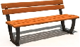 BH15001(黄花梨木1.2-1.5米休闲椅)