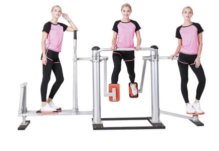 便携式组装健身器材
