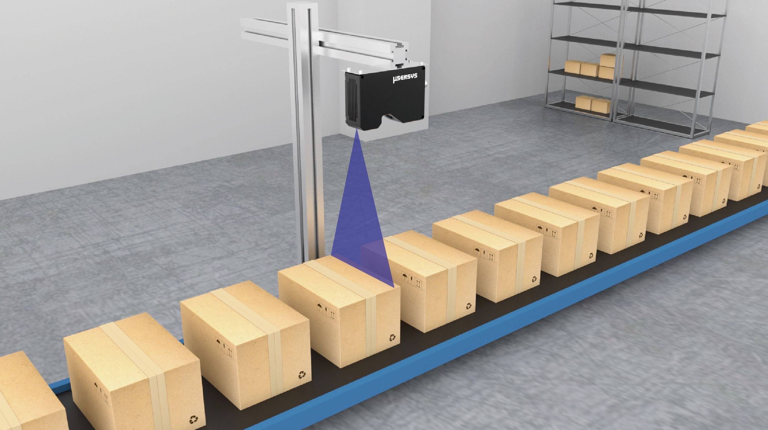 包装盒检测