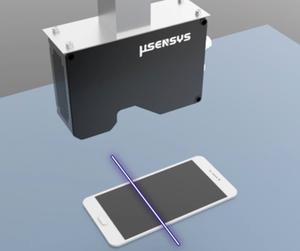 三维激光轮廓传感器的激光波长选择