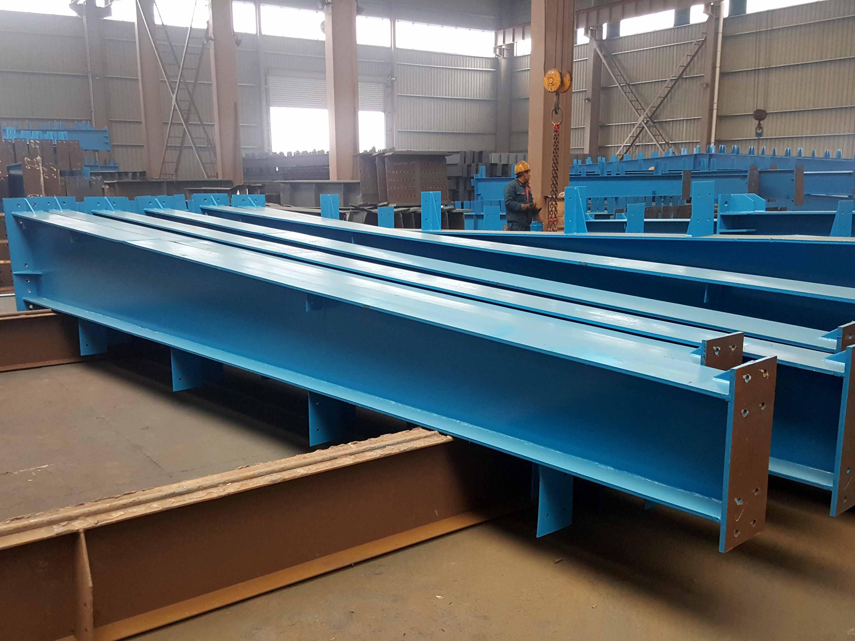 山西钢结构加工厂生产厂家哪里有,太原钢结构加工费一般多少钱一吨?