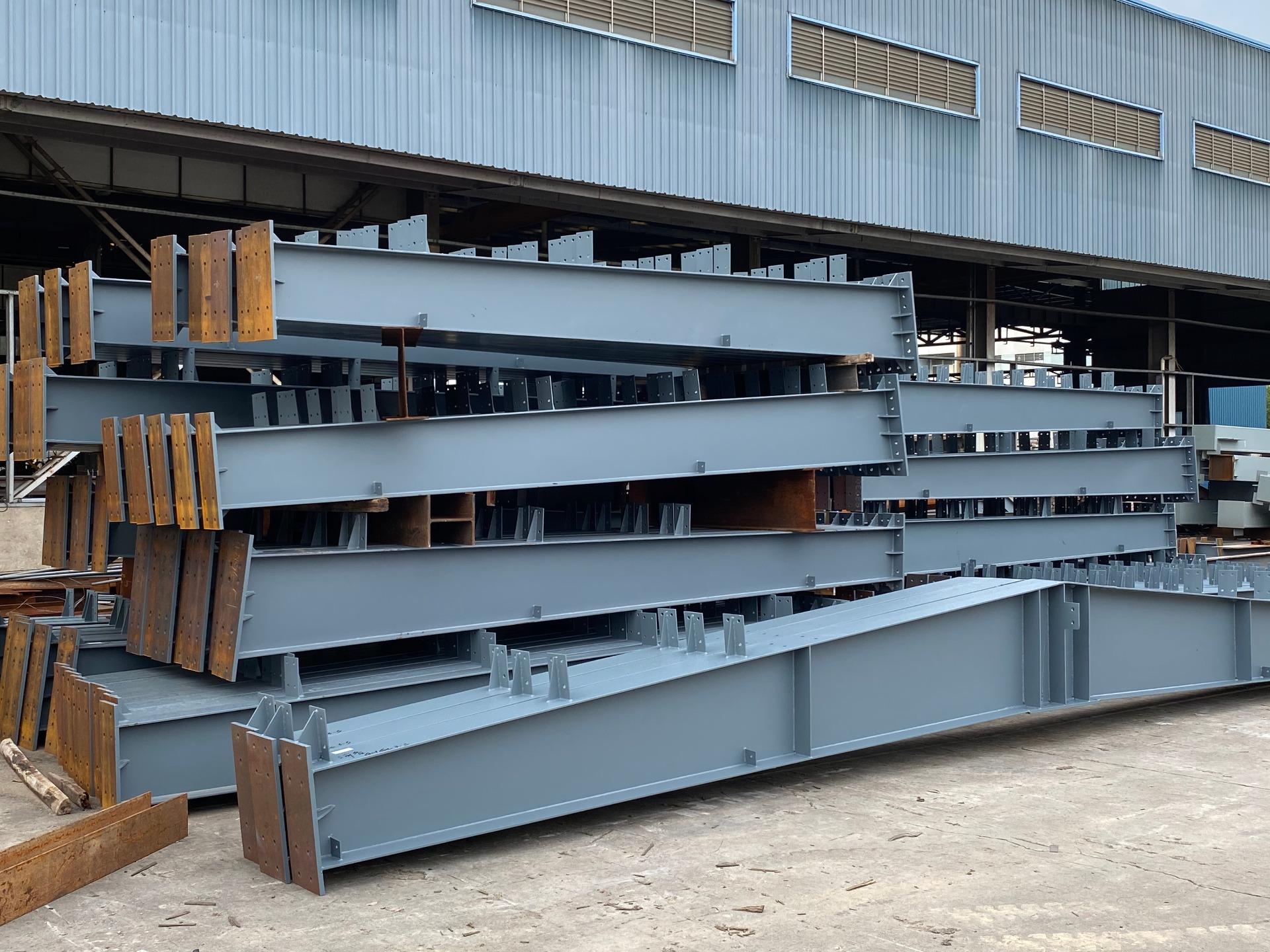山西钢结构加工厂生产厂家,山西钢结构加工费一般多少钱一吨?