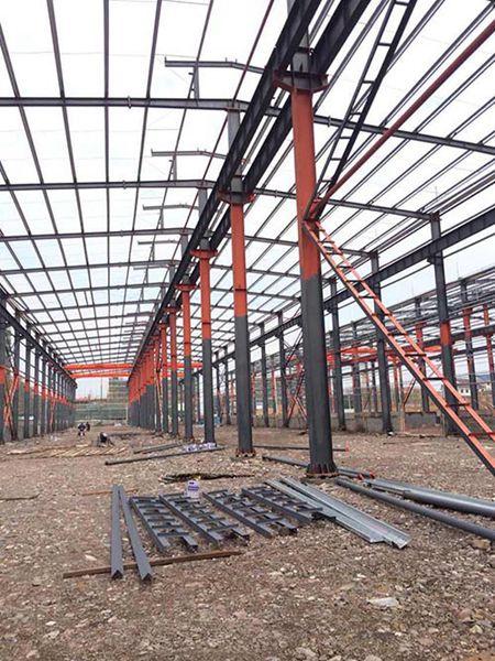 山西钢结构厂房搭建施工,山西钢结构厂房造价每平米什么价格?