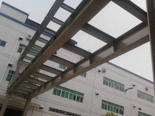山西钢结构平台框架