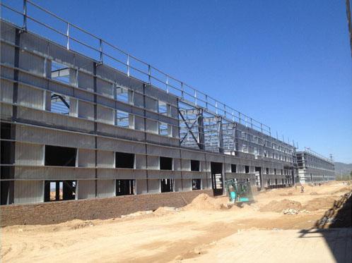 山西钢结构加工厂生产厂家,山西生产钢结构厂房厂家哪里有?