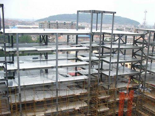 山西太原钢结构生产厂家哪里有?山西钢结构施工