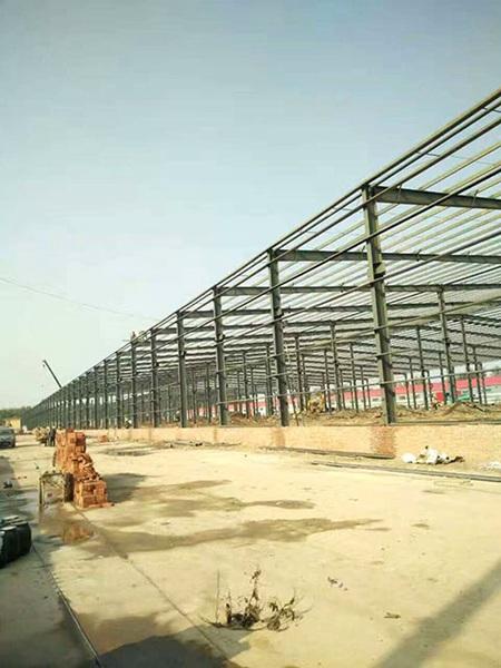 山西钢结构厂房建筑的加固方法