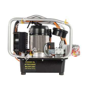 三级电动液压泵