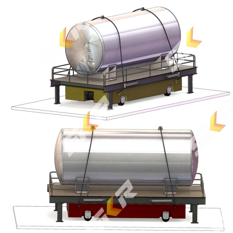 油罐运输工装