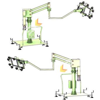 移动式助力机械手