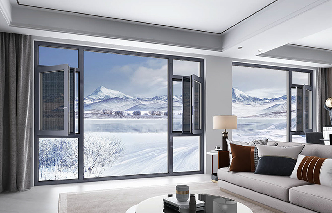 年末將至,鋁門窗正確使用的建議以及清潔方法