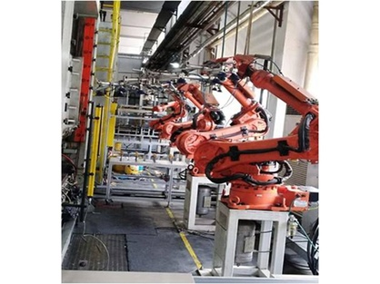 TB6系列机器人