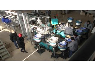 内用卫生棉条生产线