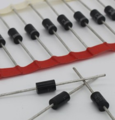 PLASTIC SILICON RECTIFIER