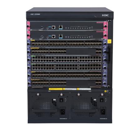 H3C S7000E 系列高端多业务路由交换机