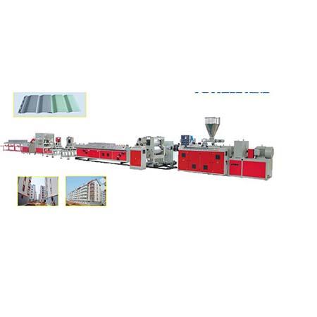 Экструзионные линии для производства наружных стеновых панелей из ПВХ (Сайдинг).
