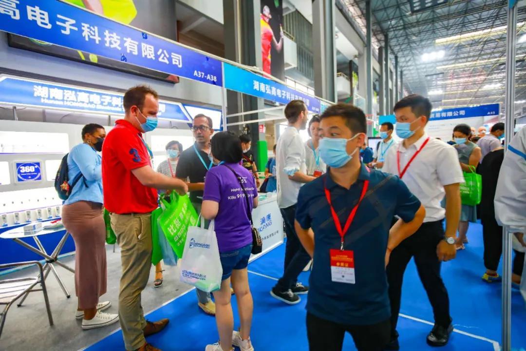 2020(深圳)国际防疫物资全球采购博览会现场精彩集锦