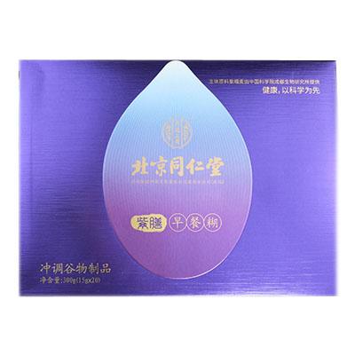 北京同仁堂紫膳早餐糊_15gx20袋