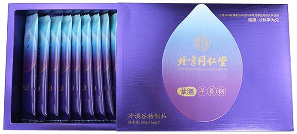 北京同仁堂紫膳-600-1