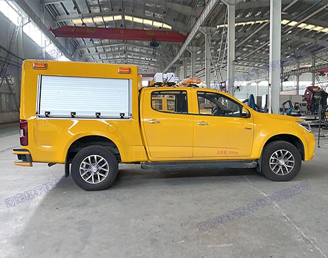 HYZ5031XXHQL救险车