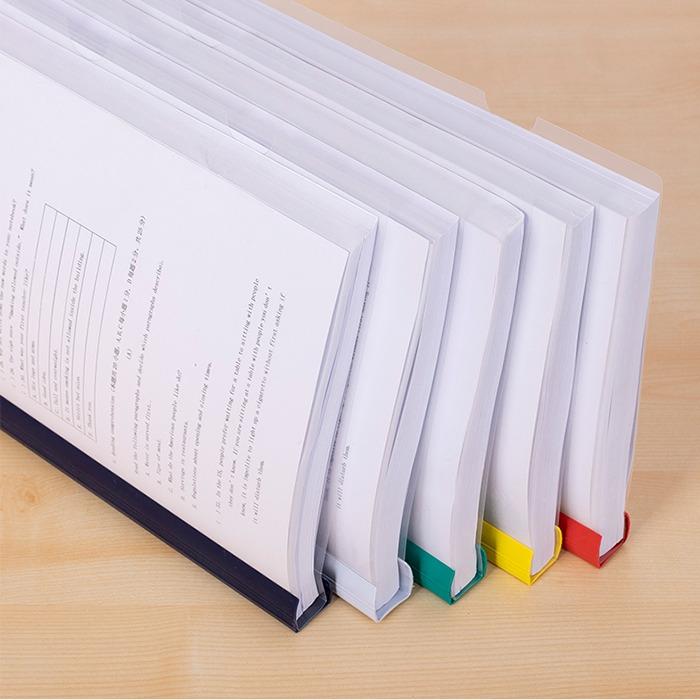 晨光加厚抽杆文件夹 厚2.5cm 4279