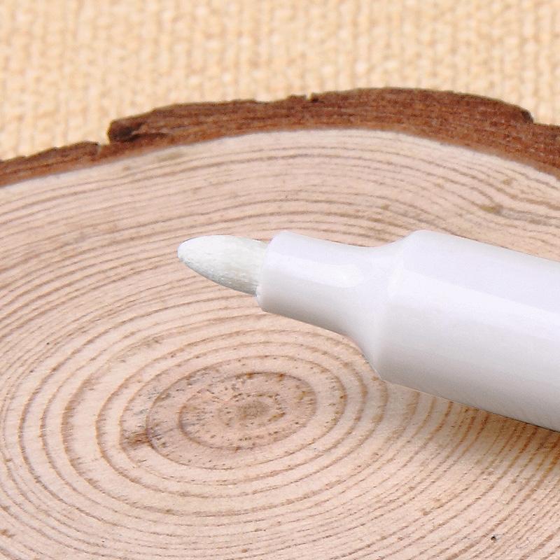 宝克白色记号笔 小号 2907