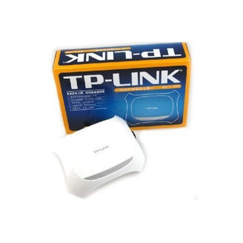 TP-link有线路由器 4口 R-406