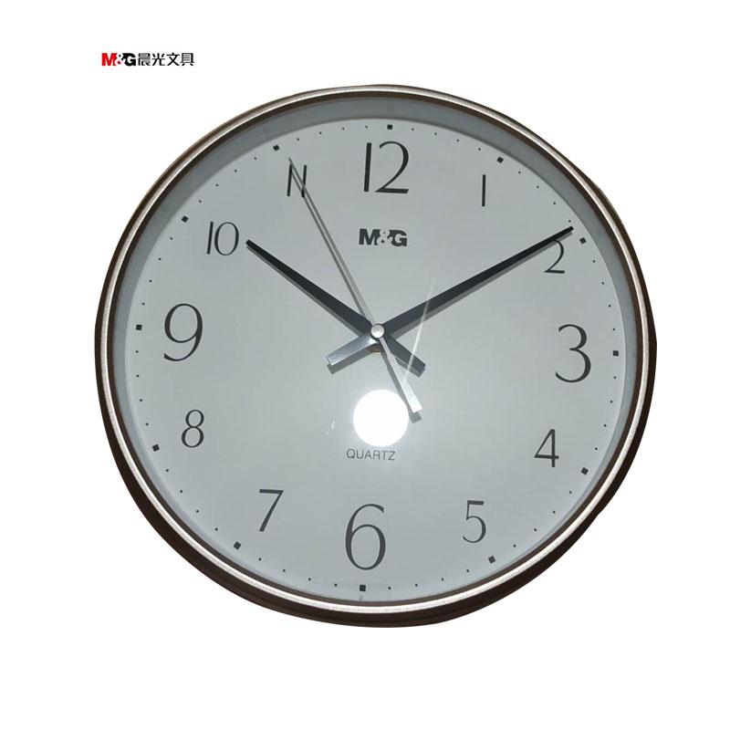 晨光圆形挂钟 11寸